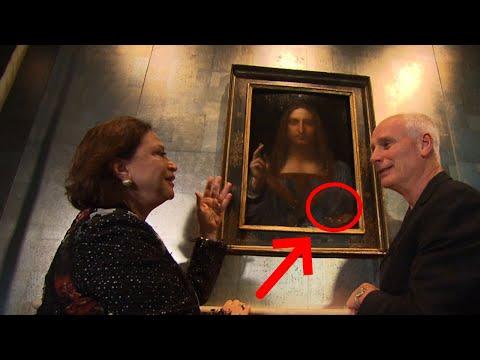Раскрыта тайна картины «Спаситель мира» Леонардо да Винчи - САМАЯ ДОРОГАЯ КАРТИНА В МИРЕ 450 млн $