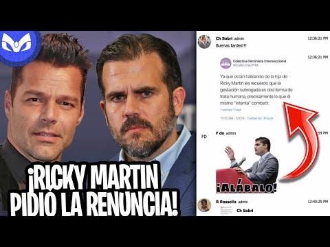 GOBERNADOR DE PUERTO RICO EN PROBLEMAS POR TELEGRAM