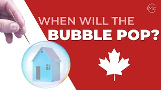 Are We In A BUBBLE Canadian Real Estate Market Explained