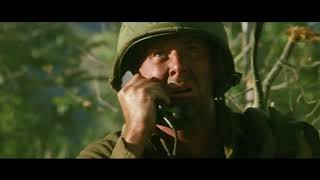 Божий Огонь... фрагмент из фильма 《Мы Были Солдатами》2002