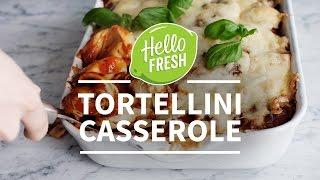 Tortellini Casserole