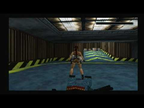 Let's Play Tomb Raider II - Offshore Rig