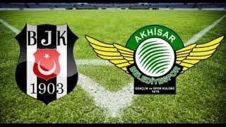Beşiktaş Teleset Mobilya Akhisarspor Maçı ne zaman saat kaçta hangi gün