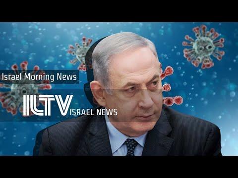 25 Israelis have Coronavirus - ILTV Israel news - Mar. 8, 2020
