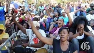 Jamaicans mark Ash Wednesday