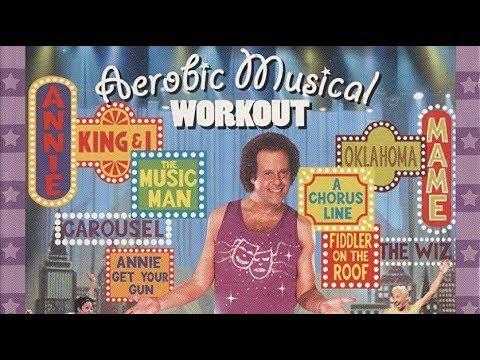 Richard Simmons: Broadway Sweat (Aerobic Musical Workout)