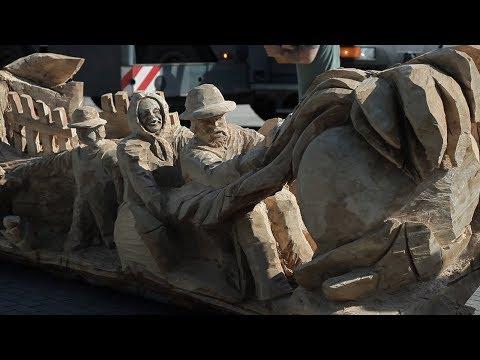 Hel Chce Mieć Najdłuższą Rzeźbę Na świecie