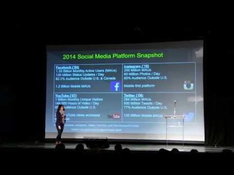The state of social media marketing for tourism boards | Joyce Manalo | #SoMeT14US Nashville USA