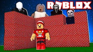 BUILDING a BASE TO SURVIVE in ROBLOX → Horror Tycoon 🎮