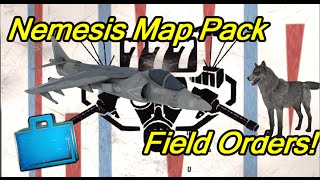 Nuevo Map Pack! y Nuevos Field Orders en Ghost! (Nemesis Map Pack Gameplay)