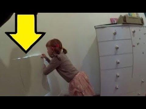 اكتشفت فتاة غرفة سرية في منزلهم ثم حصلت المفاجأة