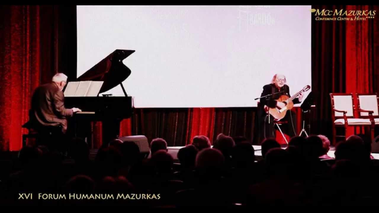 XVI Forum Humanum Mazurkas- Jerzy Mamcarz-