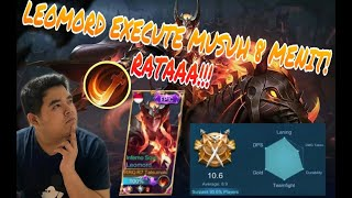 TOP 2 INDONESIA LEOMORD GAMEPLAY AUTO BANTAI!!!