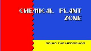 Sonic 2 Music: Chemical Plant Zone [extended]