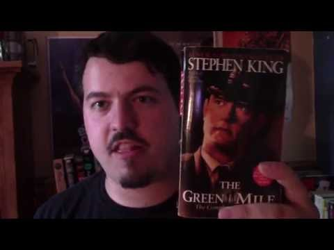 The Green Mile by Stephen King(Book Review)