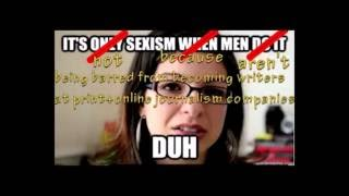 Pathetic Antifeminist Antifeministing w/Thunderf00t