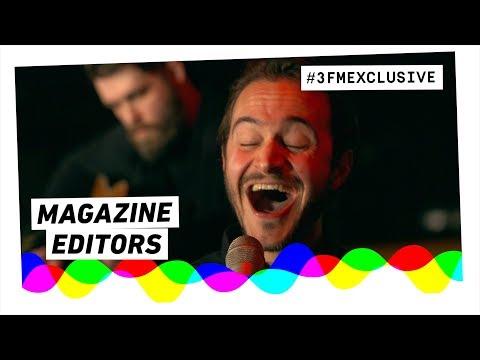 Editors - Magazine (Acoustic) | 3FM Exclusive