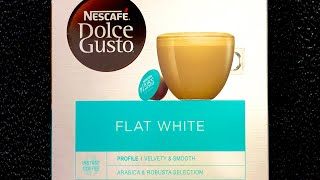 ☕️ Nescafe Dolce Gusto FLAT WH…