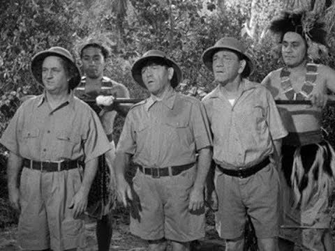 The Three Stooges 135 Hula-La-La 1951 Shemp, Larry, Moe