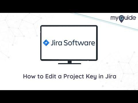 How to Edit a Project Key in Jira #Jira