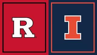 First Half Highlights: Illinois At Rutgers   Big Ten Football