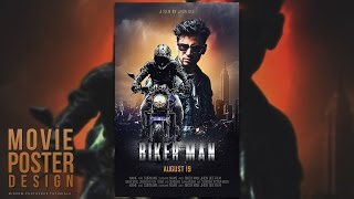 Create a Blockbuster Style Movie Poster Design In Photoshop