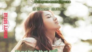 [Vietsub+Kara][MSVN] SoYou - Just Once/One Time (한번만) - Empress Ki OST Vietsub