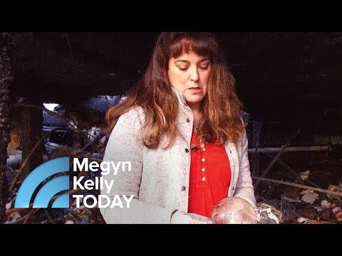She Survived Las Vegas Shooting, But Lost Her Home To California Fires | Megyn Kelly TODAY