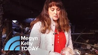 Gambar cover She Survived Las Vegas Shooting, But Lost Her Home To California Fires | Megyn Kelly TODAY
