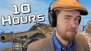 I Played World of Tanks for 10 Hours Straight