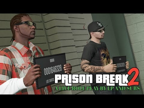 GTA Online + Facecam | Role Play - Prison Break Pt 2 Live ft Subs | $660,000 Giveaway Soon