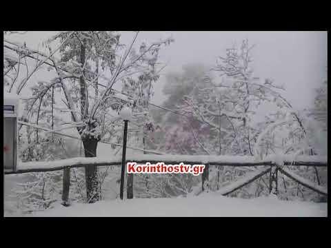 Πολύ μεγάλα προβλήματα στο οδικό δίκτυο λόγω της χιονόπτωσης Δεκάδες εγκλωβισμένοι στην Αθηνών-Λαμίας λόγω χιονιού: Μπλοκαρισμένα ΙΧ και νταλίκες σε Τανάγρα, Μπράλο, Μαρτίνο