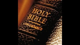 The bible... Again, listen with an open mind & leave judgement at the door :)