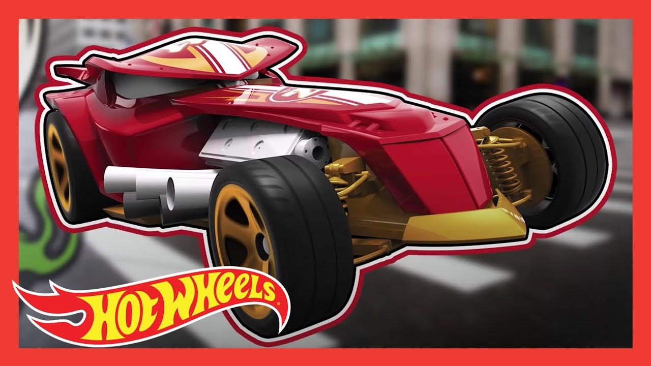 Hot Wheels Street Beasts: KING OF THE ROAD! 🚗🚦| @Hot Wheels