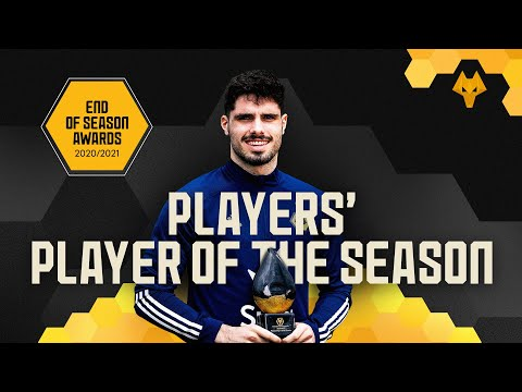"""""""He can be a world class player!""""   Pedro Neto wins Players' Player of the Season"""