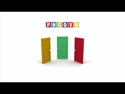 sc 1 st  YouTube & Pocoyo Doors - Pocoyó Puertas - Promo - YouTube