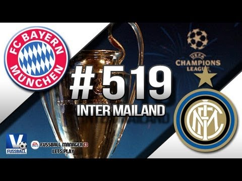 Fussball Manager 13 Lets Play - #519 - Champions League - INTER MAILAND | ᴴᴰ