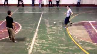 Dodge ball with a cannon, Watch out!!
