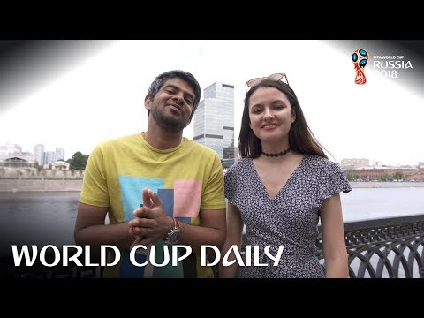 World Cup Daily - Matchday 8!