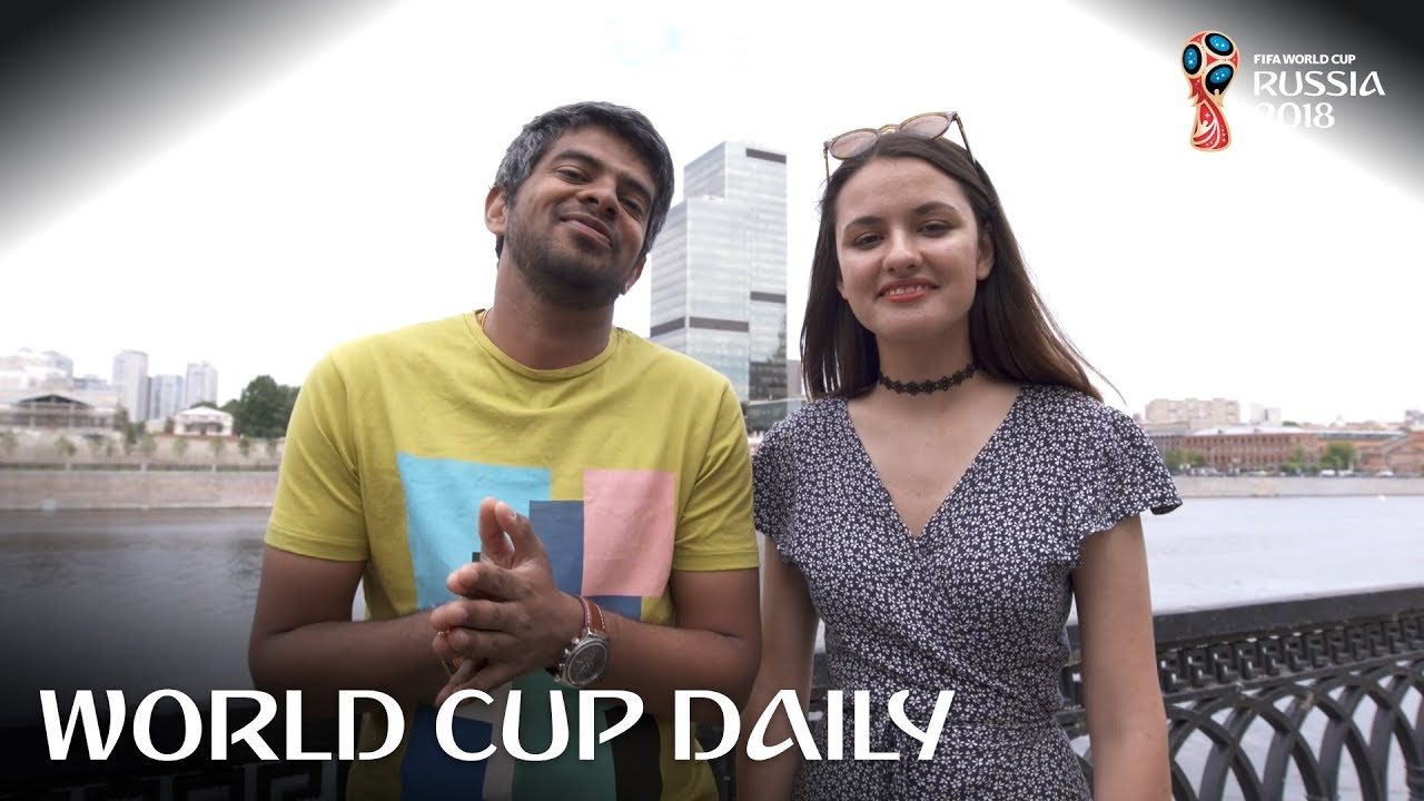 Download World Cup Daily - Matchday 8!