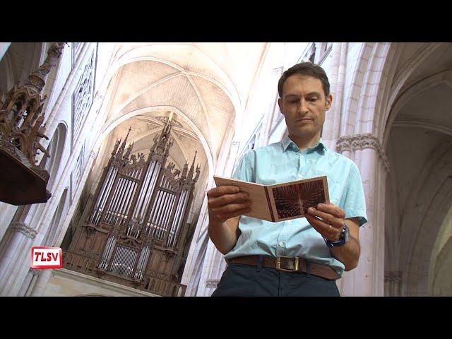 Luçon : un CD de l'orgue Cavaillé-Coll à la vente