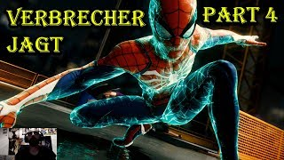 Spiderman PS4 Part 4 Verbrecherjagt