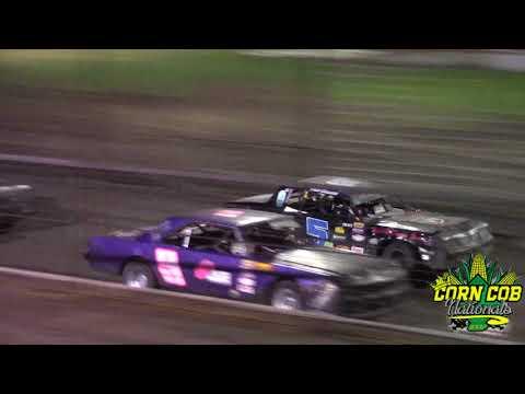 Buffalo River Race Park IMCA Hobby Stock Races (9/16/17)