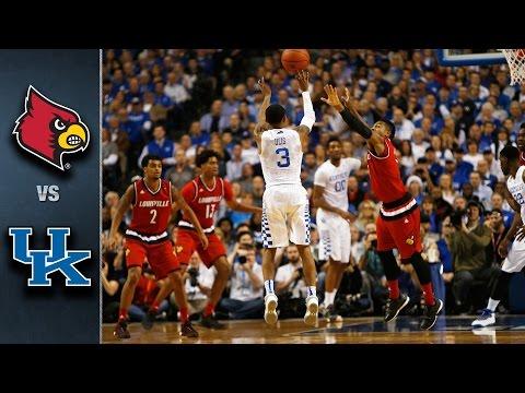 Louisville vs. Kentucky Basketball Highlights (2015-16)