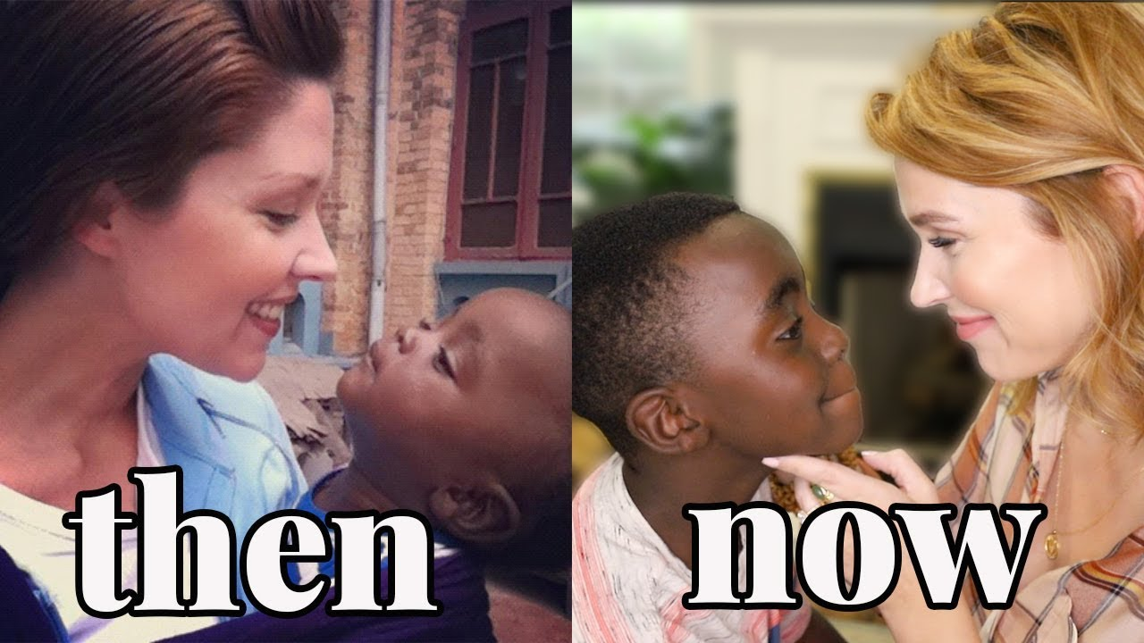 Download Noah Then And Now \\ Congolese Adoption Story 7 Years Later