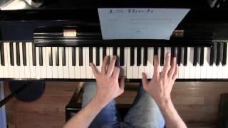 Bach, J.S.: Sinfonia III in D, BWV 789