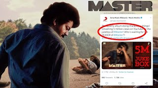 Breaking: Master Teaser On June 22nd ? | An Official Hint | Get Ready | Thalapathy | Enowaytion Plus