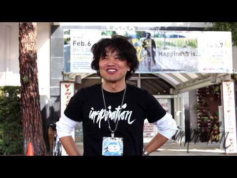 inspiration Vol.06 start! (Rin Tanaka interview)