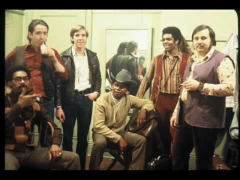 BUTTERFIELD BLUES BAND - BORN UNDER A BAD SIGN - NYC 1970