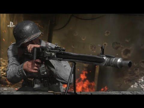 Call of Duty: WW2 Gameplay Walkthrough - IGN Live: E3 2017